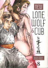 New lone wolf & cub -8- Volume 8
