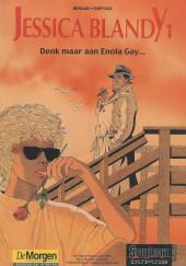 Jessica Blandy (en néerlandais) -1b- Denk maar aan Enola Gay ...