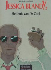 Jessica Blandy (en néerlandais) -2 - Het huis van Dr Zack