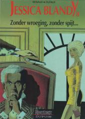 Jessica Blandy (en néerlandais) -8- Zonder wroeging, zonder spijt...