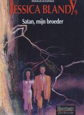 Jessica Blandy (en néerlandais) -9- Satan, mijn broeder