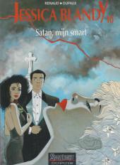 Jessica Blandy (en néerlandais) -10- Satan, mijn smart