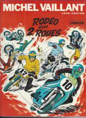 Michel Vaillant -20e1976'- Rodéo sur 2 roues