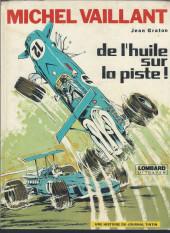 Michel Vaillant -18c1977'- De l'huile sur la piste !