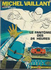 Michel Vaillant -17a1972'- Le fantôme des 24 heures