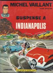 Michel Vaillant -11b1976'- Suspense à Indianapolis