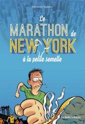 Le marathon de New York à la petite semelle - Tome a2020