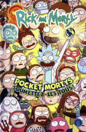 Rick and Morty -HS4- Pocket Mortys, Soumettez-les tous !