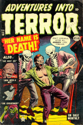 Adventures into Terror Vol.2 (Atlas - 1951) -16- Her Name Is Death!