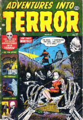 Adventures into Terror Vol.2 (Atlas - 1951) -17- Issue # 17