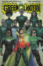 Green Lantern: 80th anniversary - Tome VC