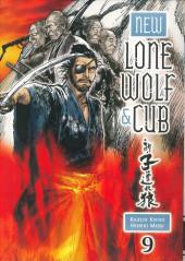 New lone wolf & cub -9- Volume 9