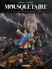 Mousquetaire (Duval) -4- Charles de Batz de Castelmore