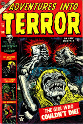 Adventures into Terror Vol.2 (Atlas - 1951) -19- The Girl Who Couldn't Die!