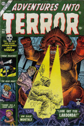 Adventures into Terror Vol.2 (Atlas - 1951) -20- Look Out for Lakoonda!