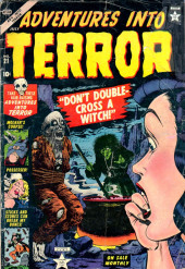 Adventures into Terror Vol.2 (Atlas - 1951) -21- Don't Double-Cross a Witch!