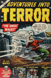 Adventures into Terror Vol.2 (Atlas - 1951) -23- The Ghost Walks!