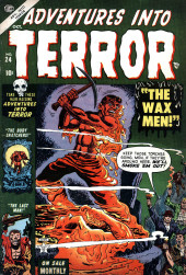 Adventures into Terror Vol.2 (Atlas - 1951) -24- The Wax Men!