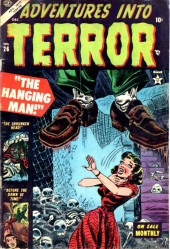Adventures into Terror Vol.2 (Atlas - 1951) -26- The Hanging Man!