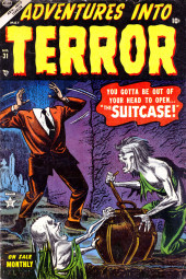 Adventures into Terror Vol.2 (Atlas - 1951) -31- The Suitcase!