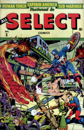All Select Comics (Timely Comics - 1943) -3- Issue # 3