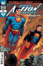 Action Comics (1938) -1022- The House of Kent - Part One