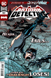 Detective Comics (1937), Période Rebirth (2016) -1022- Ugly Heart, Part 3