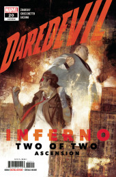 Daredevil Vol. 6 (Marvel comics - 2019) -20- Inferno - Part 2