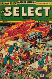 All Select Comics (Timely Comics - 1943) -6- Issue # 6