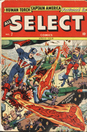 All Select Comics (Timely Comics - 1943) -7- Issue # 7