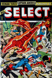 All Select Comics (Timely Comics - 1943) -8- Issue # 8