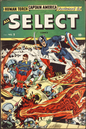 All Select Comics (Timely Comics - 1943) -9- Issue # 9