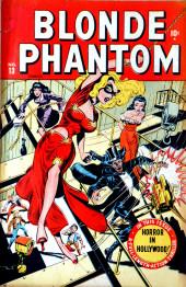 Blonde Phantom Comics (Timely Comics - 1946) -13- Issue # 13