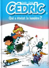 Cédric -17b2009- Qui a éteint la lumière ?