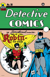 Detective Comics (1937) -38- Batman and