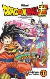 Dragon Ball Super -11- La grande évasion
