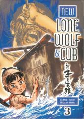New lone wolf & cub -3- Volume 3