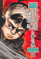 New lone wolf & cub -11- Volume 11