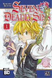 Seven Deadly Sins -148hBD2020- Tome 1