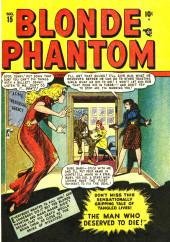 Blonde Phantom Comics (Timely Comics - 1946) -15- Issue # 15