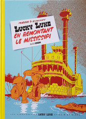 Lucky Luke -16ES- En remontant le Mississipi