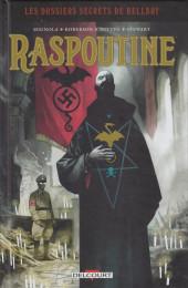 Hellboy (Les Dossiers secrets de) -1- Raspoutine