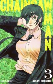 Chainsawman -3- Tuez Denji !