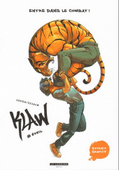 Klaw -1Extrait2- Éveil
