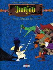 Donjon Potron-Minet --99a2019- La chemise de la nuit