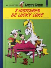 Lucky Luke - La collection (Hachette 2018) -3642- 7 histoires de lucky luke