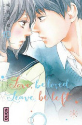 Love, be loved, leave, be left -10- Tome 10