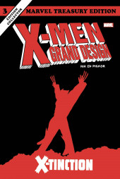 X-Men : Grand Design -3- X-Tinction