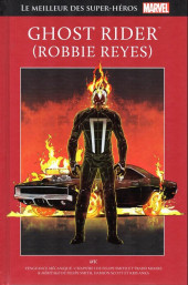 Marvel Comics : Le meilleur des Super-Héros - La collection (Hachette) -112- Ghost rider (robbie reyes)