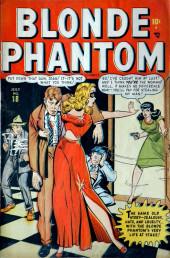 Blonde Phantom Comics (Timely Comics - 1946) -18- Issue # 18